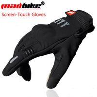 safety glove - CITY DESIGN motorcycle gloves SCREEN TOUCH safety motorcycle gloves men s stylish cycling gloves M L XL