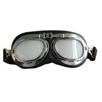 Wholesale Top quality Trendy Style Vintage Style Motorcycle Goggles Stylish Trendy Outdoor Sports Helmet Glasses Eye Wear