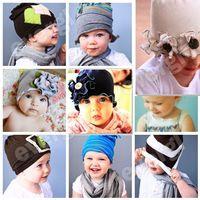 Wholesale Beautiful Girls Baby Cotton Hat Toddler Sun Hat