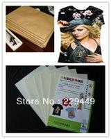 Wholesale A4 Paper Dark Light Inkjet Heat Transfer Printing Paper With Heat Press For Fabric Shirt Heat Transfers