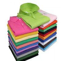 Short Sleeve t-shirt wholesale - Hot Summer Men s Classc T shirt Quick Dry Embroidery Crocodile Logo Casual Shirt LS Aliexpress camisetas masculinas S XL