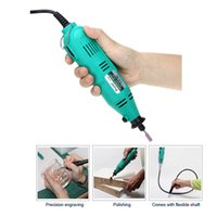 Wholesale Pro sKit PT I Variable Speed Rotary Tool Kit V for Cutting Sanding Polishing Drilling Mini Grinder Grinding Machine