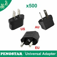 australia plug socket - Universal Travel Adapter Charger EU US AU Plug Converter Euro Europe USA AUSTRALIA Wall Sockets Power Adapter Outlet