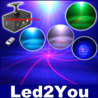 atmosphere water - Hot Sale Newest Disco Dance Lumiere RGB LED Party Atmosphere Lights RG Sky Aurora Water Wave Effect Laser Light Professional Stage Lighting