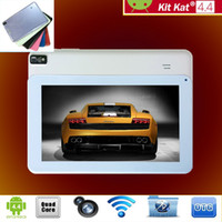 Wholesale 9 Inch Quad Core Tablet Pc Android GB Bluetooth Wifi HDMI Usb Otg Flashlight Dual Camera Install Youtube