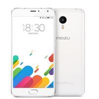 Cheap Original Meizu Metal 5.5Inch 4G LTE Cell Phone MTK Helio X10 1920x1080P 2GB RAM 32GB ROM 13MP Fingerprint ID Metal Body