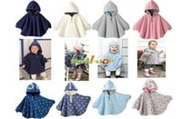 baby bunting infant - hot saling Classical two sided wear to color baby cloak mascot clothes infants toddlers bunting free shiping