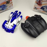 Wholesale Brand New Mini Wall Climbing RC Racer Remote Control Zero Gravity Floor Racing Car Model Toy Kids Gift