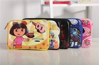 7.9'' 14 inch laptop - Cartoon Neoprene Zipper Computer Bags Princess Cat Car Laptop Bag For Ipad Samsung Inch Inch Mix Colors Styles Factory Price
