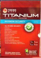 Cheap Trend Micro Maxmium Security 10 2016 1year 3pcS NEW 365days AntiVirus software 3USERS