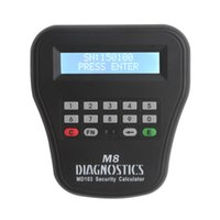 auto mileage calculator - MD103 Security Calculator of The Key Pro M8 Auto Key Programmer