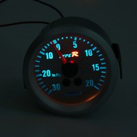 autometer speedometer - 52mm Car Autometer Phantom quot PSI Pointer Boost Vacuum Meter Gauge Amber