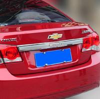 Wholesale Cruz Cruze trunk trim with decorative lights turn edging modified after trim strip Cruze