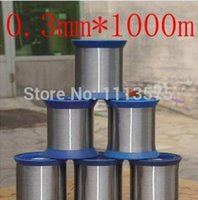 Wholesale 0 mm diameter soft condition meters stainless steel wire bright stainless steel wire hot rolled cold drawn