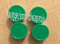 amino acid - Amino acids exercise Green jacket cover high quality of the factory price HGH bottle cap Flip off