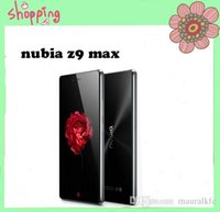 android phone cdma - ZTE nubia z9 max G LTE Octa Core GB RAM GB ROM Android Lollipop inch FHD MP Camera G CDMA Smart Phone