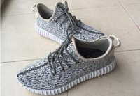 Wholesale 2015 style yeezy boost Running Shoes Fashion Women and Men Kanye West milan Running Sports Shoes