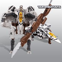 abs movies - New Toys Transformation Megatron Starscream Prototype Robots Action Figures Deform Robot Series Kids Toy Gift Original Box