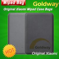 Wholesale Xiaomi Mi Pad Microfiber Case Fresh Fiber Cover Bag for Xiaomi Mipad Tablet PC MID Covers Good Quality Cases