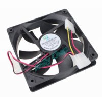 brushless dc fan 12v - 2 GDT DC V P mm x25mm Computer Case Brushless Cooling Exhaust Fan Fans amp Cooling