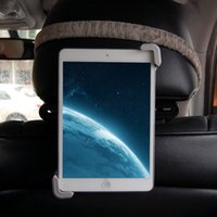 Wholesale Car Back Seat Headrest Tablet PC Mount Holder Stand For iPad iPad Air iPad Mini Retina Tablet GPS DVD