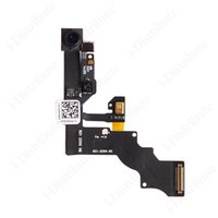 Wholesale 1pc Original Brand New Camera Facing Part Flex Cam Pic for Apple iPhone plus iphone6 quot Front Camera Front Replacement Parts