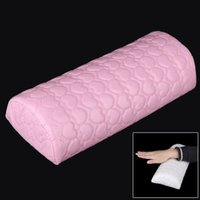 Wholesale 2016 New Professional Nail Form Nail Art Hand Cushion Sponge Pillow Holder Soft Arm Rest Manicure Tool