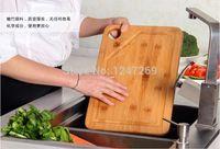 bamboo wood panels - Kitchen supplies cutting board bamboo chopping block natural antibiotic panel cutting board chopping board wood knife plate