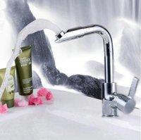 bathoom sink - degree rotating brass chrome finished bathoom basin sink mixer tap modern bathroom faucet torneira cozinha