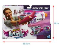 Wholesale Fashion authentic hasbro toy Nerf Rebelle Guardian Crossbow Target Set New in Box