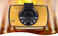 Wholesale Original HD129 P Car DVR HD Camera DVR Car Video Recorder inch Automobile Vehicle Traveling Data Recorder G sensor