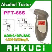 0.19 - Key Chain Alcohol Tester Digital Breathalyzer Alcohol Breath Analyze Tester BAC Max