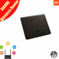 Wholesale Original Xiaomi Router Mini MI Router Smart Router Black Dual band GHz GHz Maximum1167Mbps Support Wifi802 AC