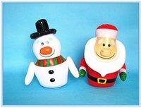 Precio de Polivinílico-Nuevo muñeco de nieve inflable inflable Santa Claus tumbler Juguete inflable roly-poli juguete