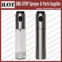 Wholesale Ner Arrival ml Stainless Steel Kitchen Tools Mini Olive and Vinegar bottle Sprayer pump spray bottle
