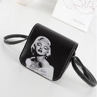 beauty packet - shoulder bag fashion women messenger bag spray packet printing beauty handbag mobile casual bag manufacturers