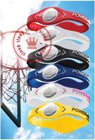 Wholesale CORE PB Power Silicone Bracelet Wristband Bands