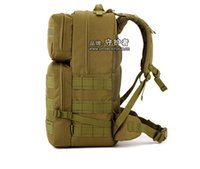 backpack military surplus - New Male Outdoor Sports Bag Tactical Large Backpack Camo Bag Waterproof Surplus Military Spec Backpack