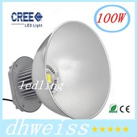 Wholesale CREE W LED High Bay Light V Industrial LED Lamp Degree LED Lights High Bay Lighting LM for Factory Workshop Approval