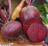 beets vegetables - 100 Dark Red Organic Beet Seeds Non GMO Heirloom Vegetable Seeds