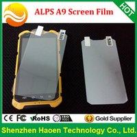 alps outdoor - Original A9 Screen Film protectors For waterproof Outdoor Rugged cellphone ALPS A9 A9 Screen Protectors film