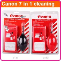 Wholesale NEW in1 Professional Lens Cleaning kit For d d d d d d d d d all DSLR Camera