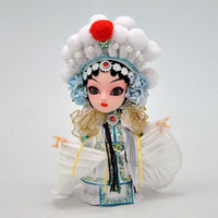 beijing antiques - Chinese characteristics and crafts Beijing opera mask to go abroad for Foreign Affairs gift