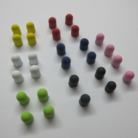 Wholesale 6mm Diameter Conductive Rubber Touch Tip stylus nib for Elegant TO colorful Capacitive Stylus