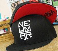 racing sports caps - 2015 Neymar JR Brazil Brasil Baseball Soccer Caps NJR Baseball hip hop Sport bboy Snapback cap hat for Men NJR hat and cap
