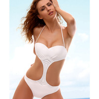 best bikini brands - 2015 new hot sale on DHGATE women plus size sexy one piece swimsuit Fashion Brand woman Sexy bikini bikinis Best Quality Womens Bathing suit