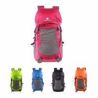 Wholesale 35L Professional Outdoor Camping Hiking Backpack Travel Mochilas Mountaineering Bagpack Climbing Back Bags Women Men