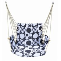 Wholesale lucky New Oxford cloth Hanging chair swing chair indoor strap swing multifunctional emperorship swing lanyard Hammock indoor outdoor