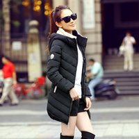 Wholesale Cheap Womens Winter Clothing - Wholesale-Down Parka Womens Winter Jackets And Coats Parkas For Women Winter Jackets Canada Online Shop Clothing Cheap Winter Coat