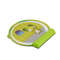 Wholesale Health Mouse Pad with Cartoon Pattern